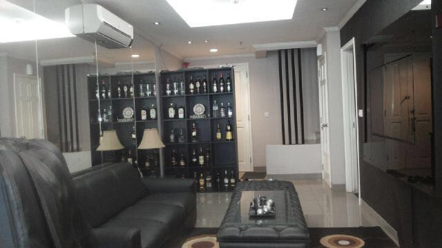 Dijual Apartemen Moi Kelapa Gading Size 108 Sqm Double Story, View Pool