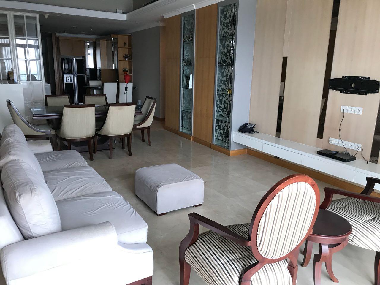 Apartemen di Jual Kempinski Residence (Grand Indonesia)-Jakarta Pusat