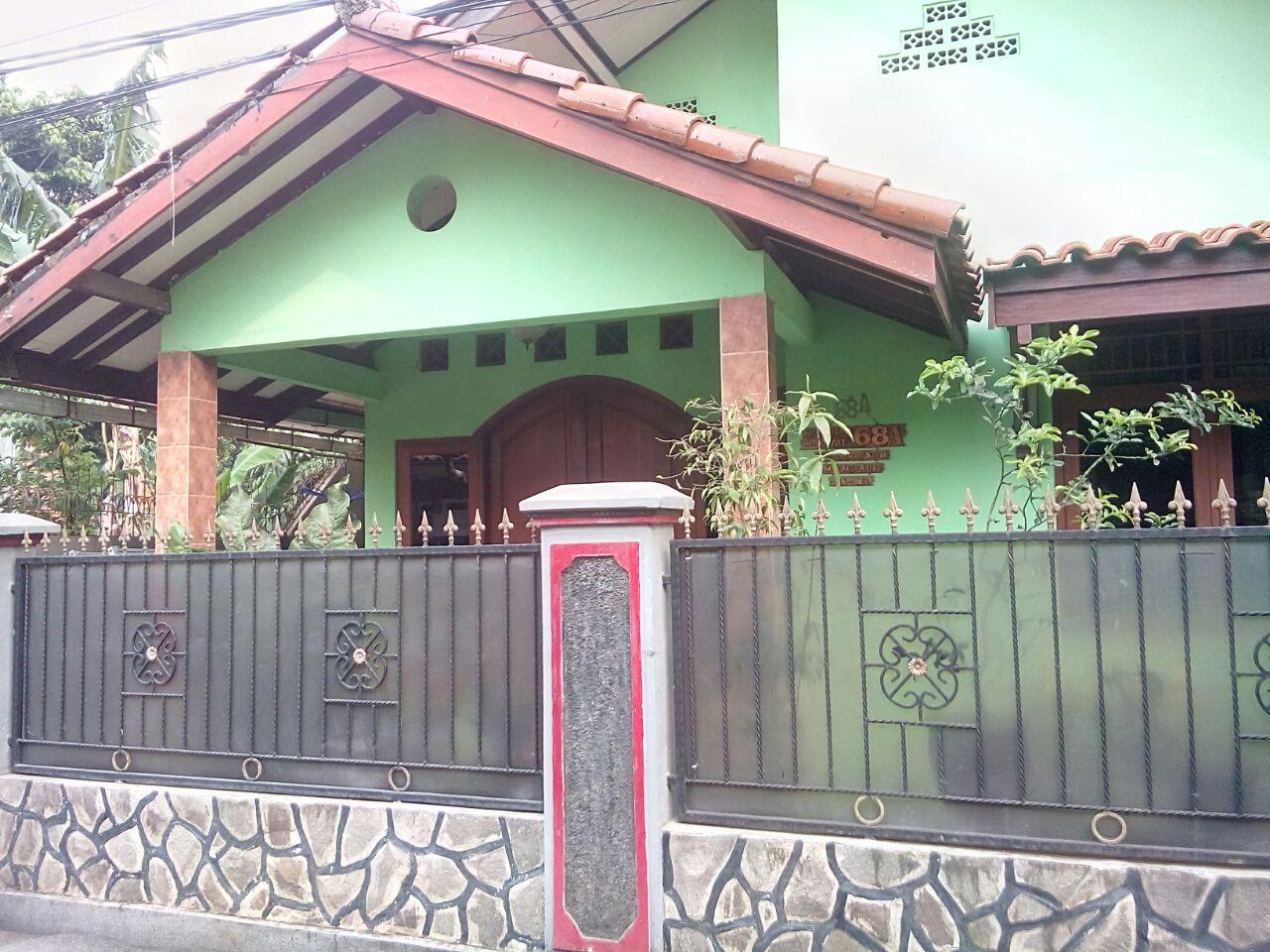 Dijual rumah siap huni di Jalan Sadar, Jagakarsa