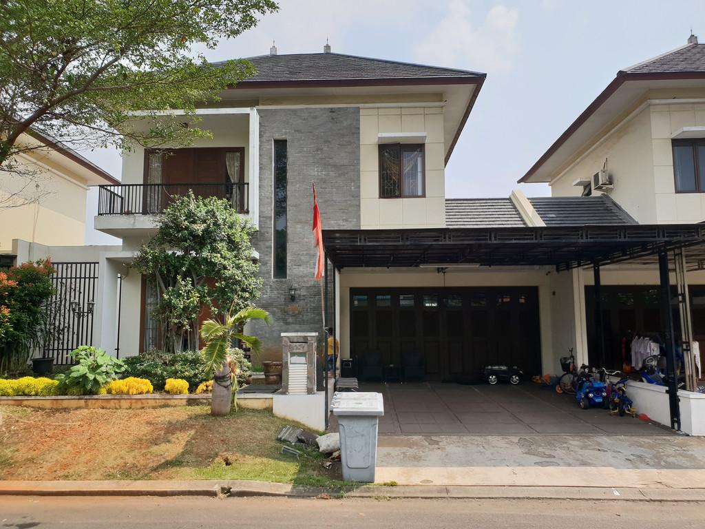 Dijual Cepat, Rumah Minimalis Modern di Harapan Indah